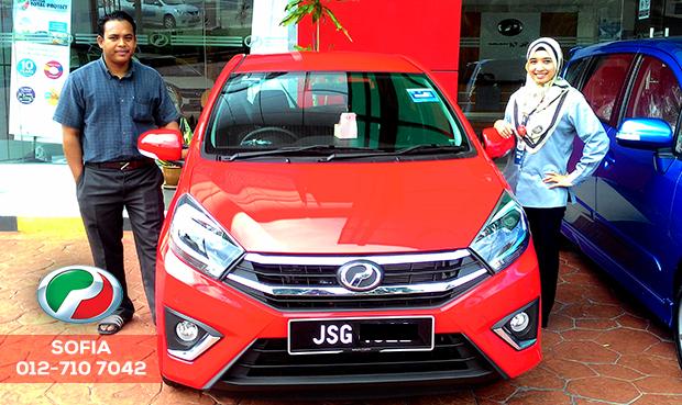 Perodua Johor – 012-710 7042