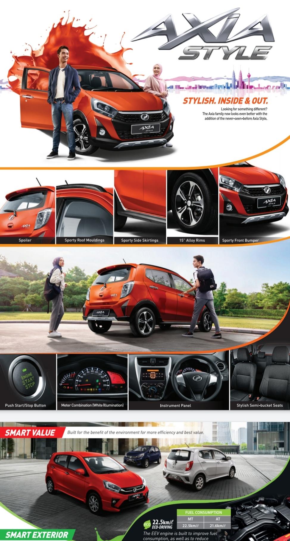 AXIA – Perodua Johor